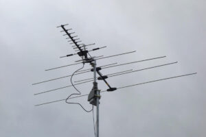 antenne qui bouge